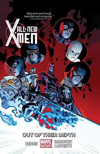 All-New X-Men Vol 03: Out of Their Depth TPB