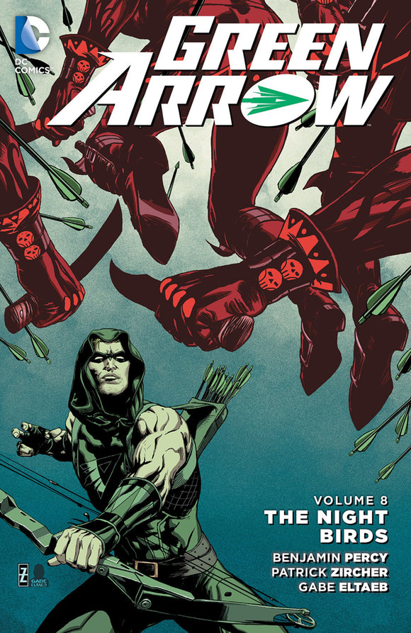 Green Arrow [New 52] Vol 08: The Night Birds TPB