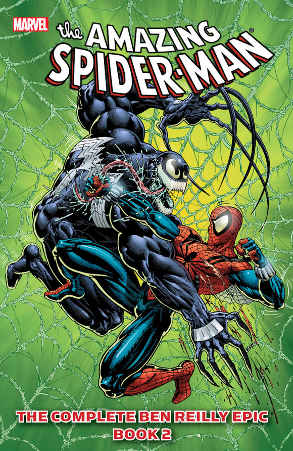 Amazing Spider-Man: The Complete Ben Reilly Epic Vol 02 TPB