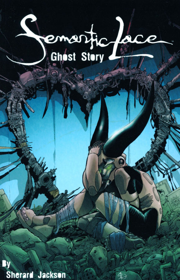 Semantic Lace: Ghost Story Remastered Edition TPB