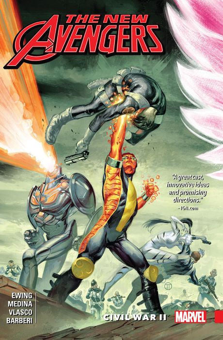 New Avengers: A.I.M. Vol 03: Civil War II TPB