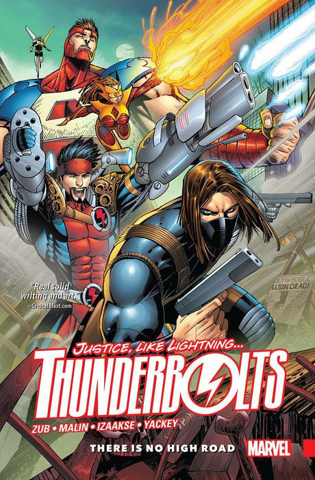 Thunderbolts Vol 01: There is No High Road TPB