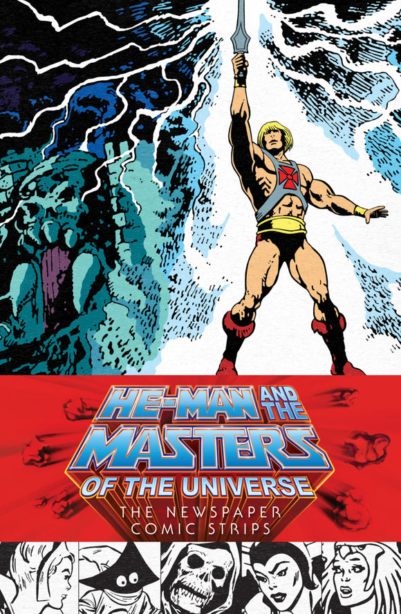 He-Man & the Masters of the Universe: The Newspaper Comic Strips HC