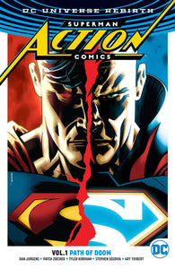 Action Comics [Rebirth] Vol 01: Path of Doom TPB