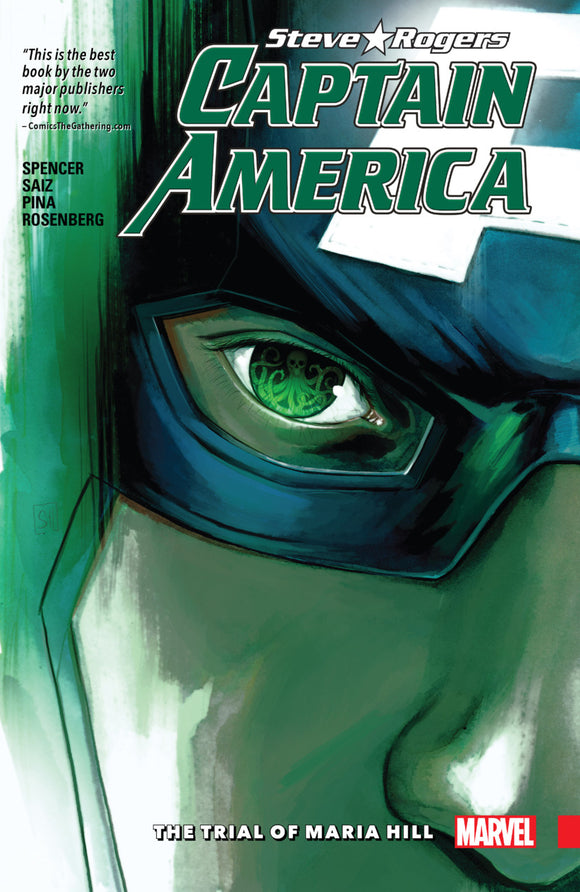 Captain America: Steve Rogers Vol 02: The Trial of Maria Hill TPB