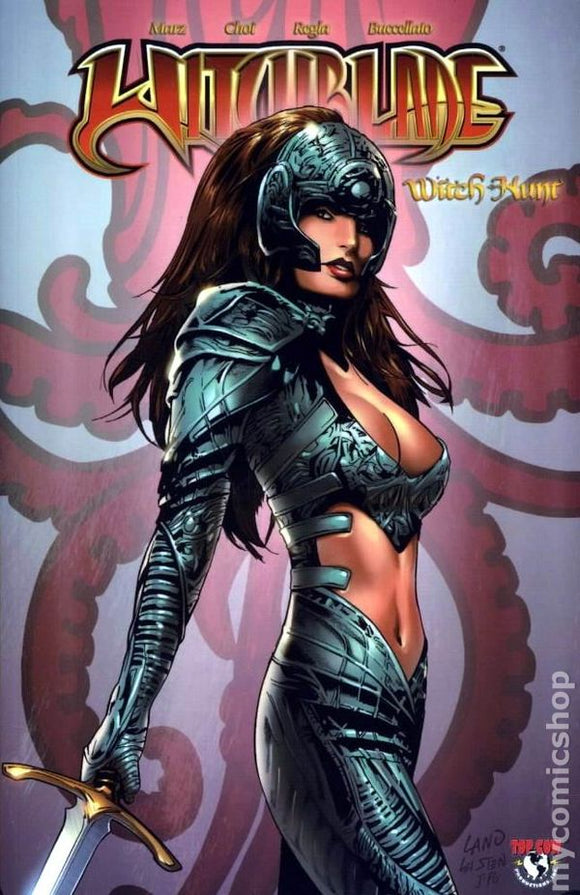 Witchblade Vol 10: Witch Hunt TPB