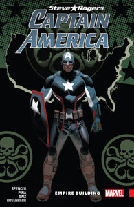 Captain America: Steve Rogers Vol 03: Empire Building TPB