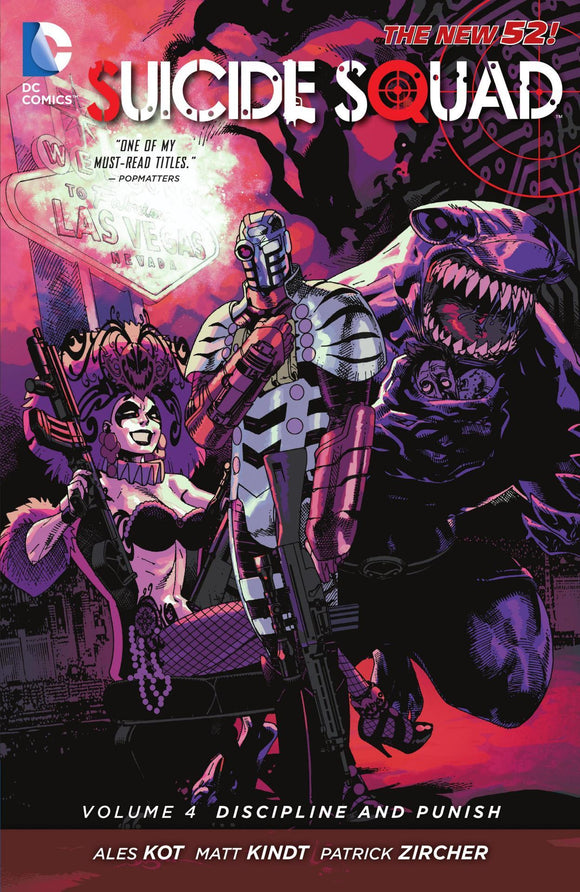 Suicide Squad TP Vol 4: Discipline and Punishment (Softcover)