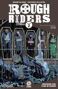 Rough Riders Vol 02: Riders on the Storm TPB