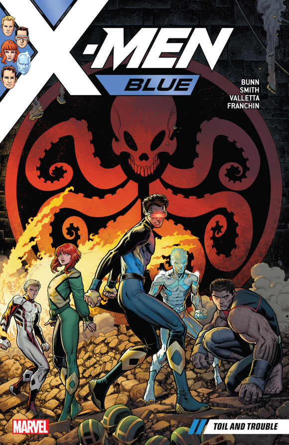 X-Men: Blue Vol 2: Toil and Trouble TPB