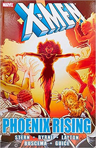 X-Men: Phoenix Rising TPB (Softcover)