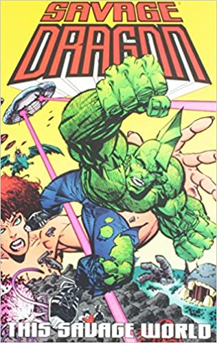 Savage Dragon Vol 15: This Savage World TPB
