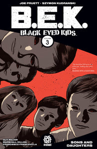 Black Eyed Kids Vol 03: Sons and Daughters TPB