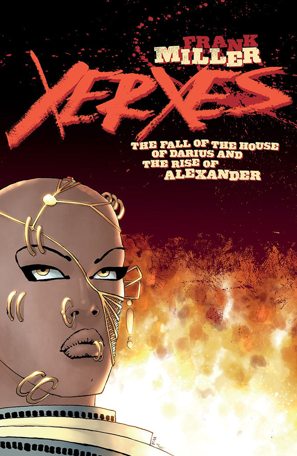 Xerxes: Fall of the House of Darius and the Rise of Alexander (2018) #1 (of 5)