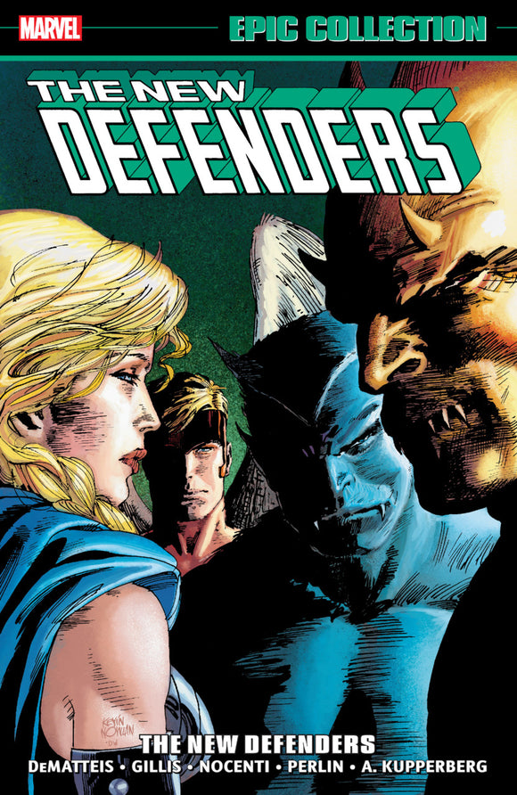 Defenders Epic Collection: The New Defenders TPB