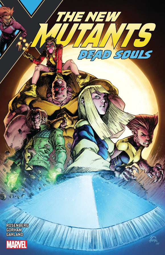 New Mutants: Dead Souls TPB