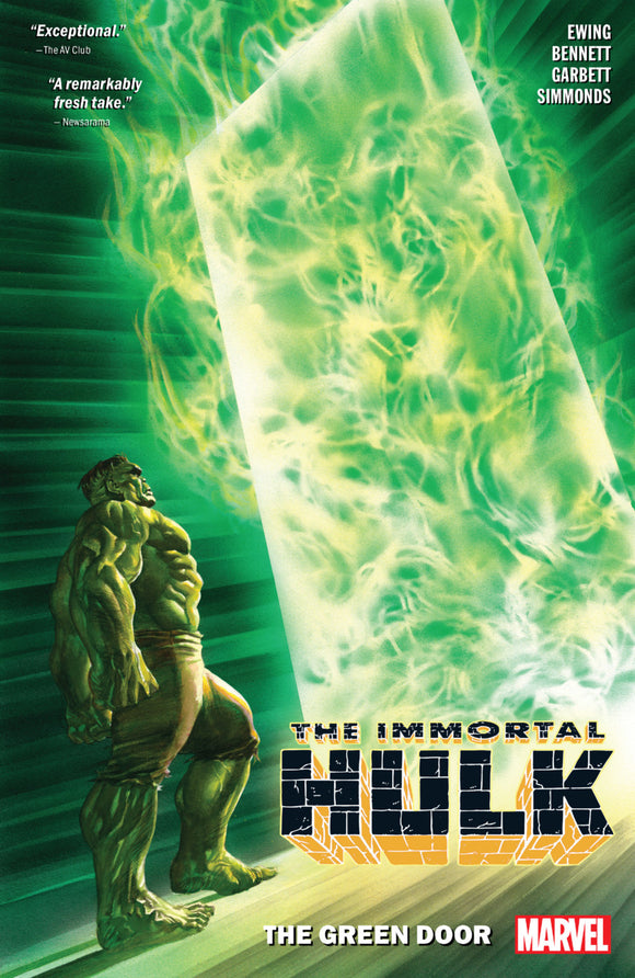 Immortal Hulk Vol 02: The Green Door TPB