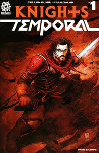 Knights Temporal (2019) # 1 Nat Jones Variant