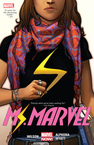 Ms. Marvel Vol 01 HC
