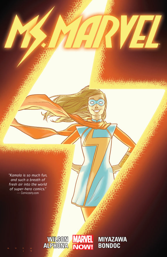 Ms. Marvel Vol 02 HC