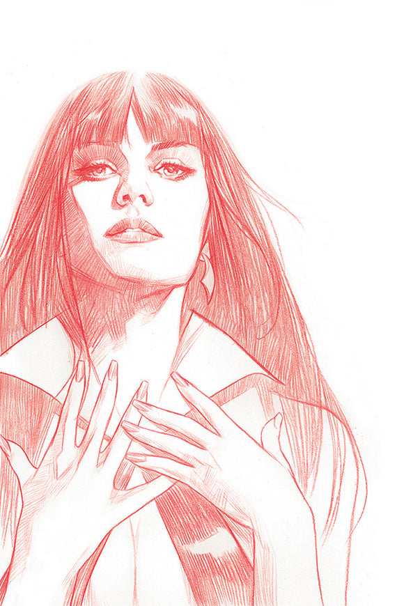 Vengeance of Vampirella (2019) # 1 Ben Oliver Tinted Sketch Virgin Variant