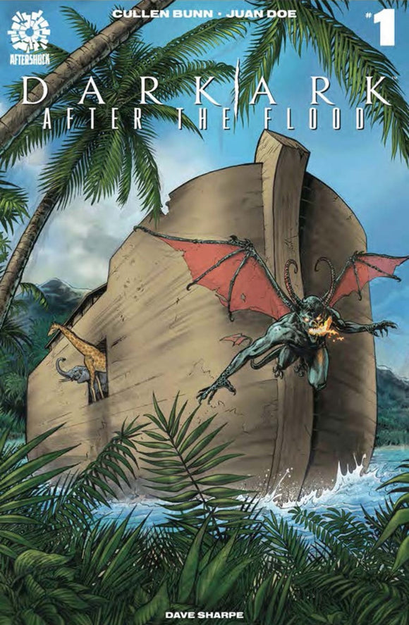 Dark Ark: After the Flood (2019) # 1 Mike Rooth Lenticular Variant