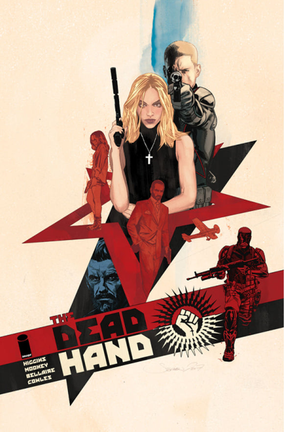 Dead Hand Vol 01: Cold War Relics TPB