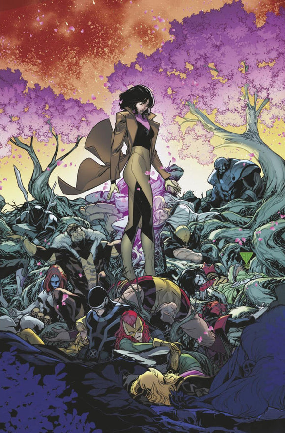 Powers of X (2019) #6 (of 6) R.B. Silva Virgin Variant