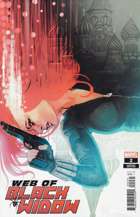 Web of Black Widow (2019) #2 (of 5) Stephanie Hans Variant