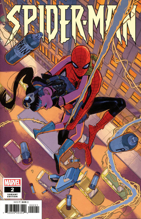 Spider-Man (2019) #2 (of 5) Sara Pichelli Variant
