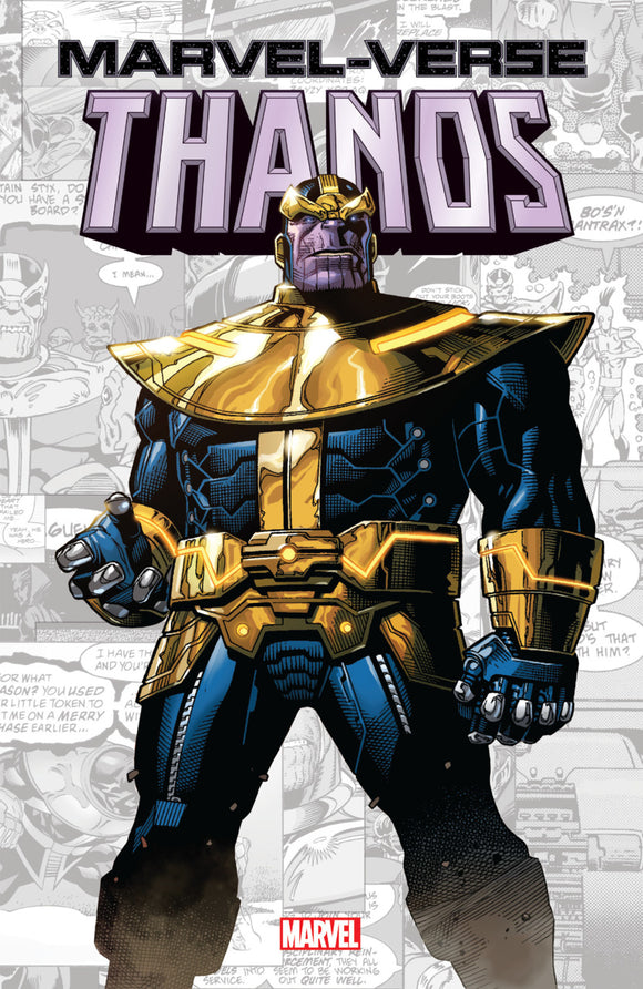 Marvel-Verse: Thanos TPB