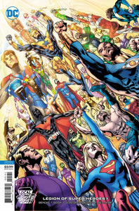Legion of Super-Heroes (2019) # 1 Local Comic Shop Day Variant