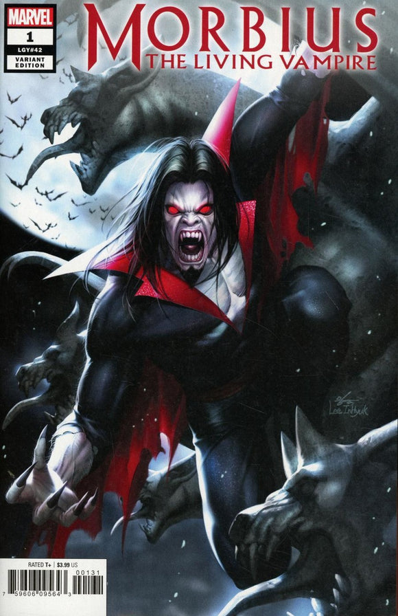Morbius (2019) # 1 In-Hyuk Lee Variant