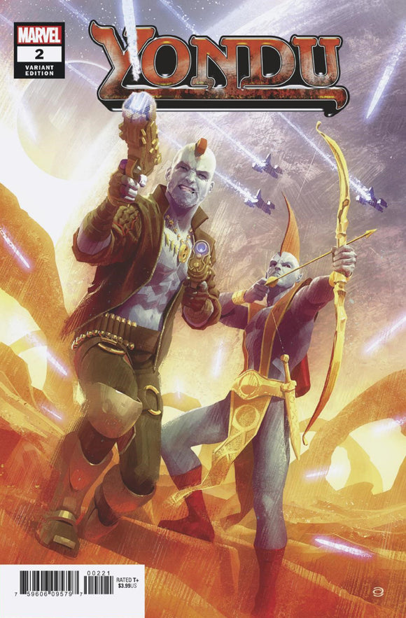Yondu (2019) #2 (of 5) Alex Garner Variant