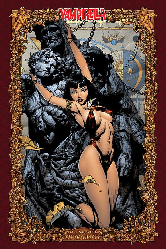 Vengeance of Vampirella (2019) # 3 David Finch Icon Variant