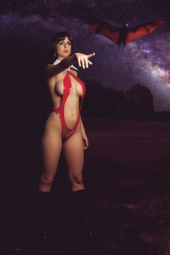 Vengeance of Vampirella (2019) # 3 Cosplay Virgin Variant