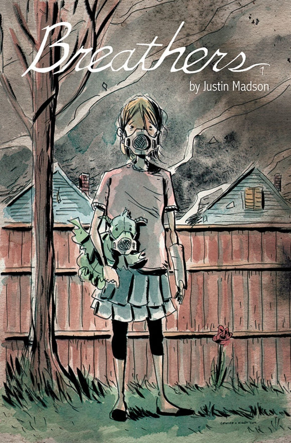 Breathers (2019) # 1 Jeff Lemire Variant