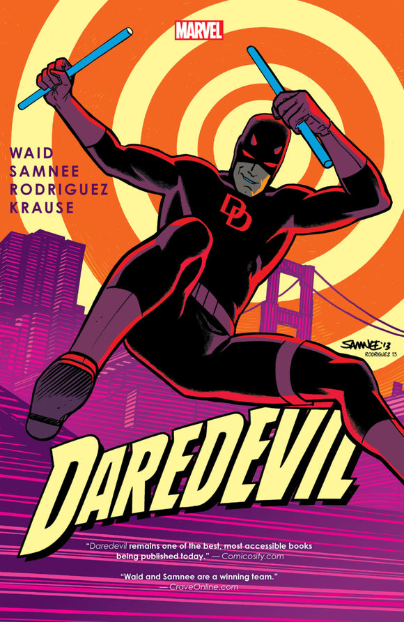 Daredevil by Mark Waid & Chris Samnee Vol 04 HC