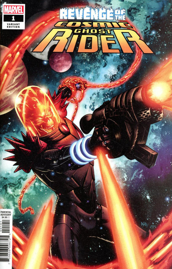 Revenge of Cosmic Ghost Rider (2019) #1 (of 5) Adam Gorham Variant