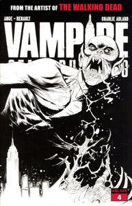 Vampire State Building (2019) # 4 Cliff Rathburn Glow in the Dark Variant