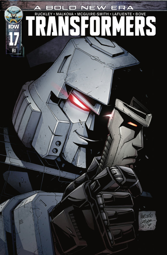Transformers (2019) #17 Marcelo Matere Variant