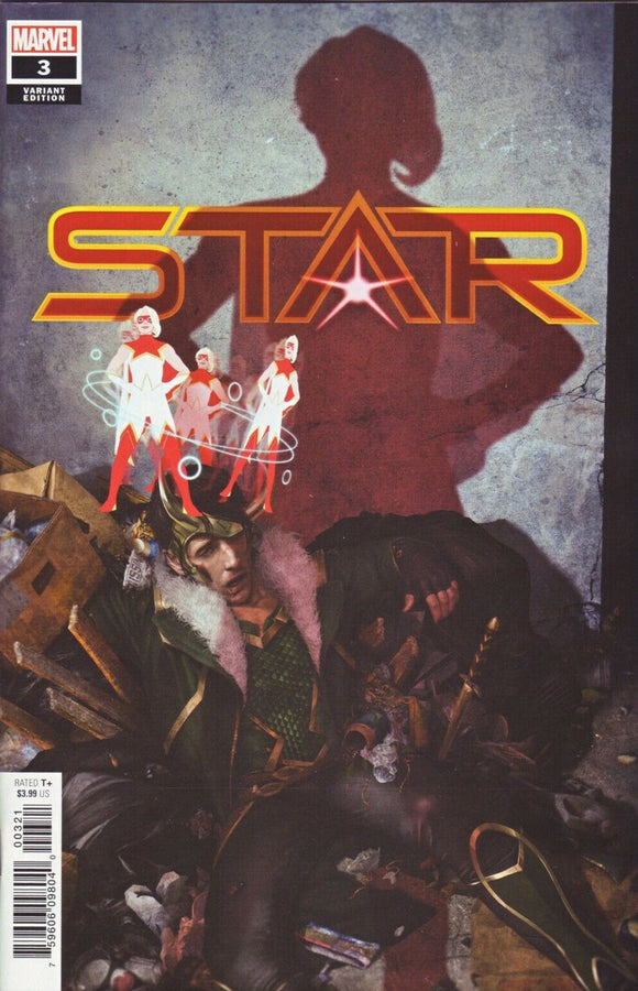 Star (2020) #3 (of 5) Rahzzah Variant