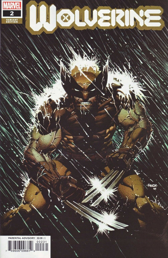 Wolverine (2020) # 2 David Finch Variant