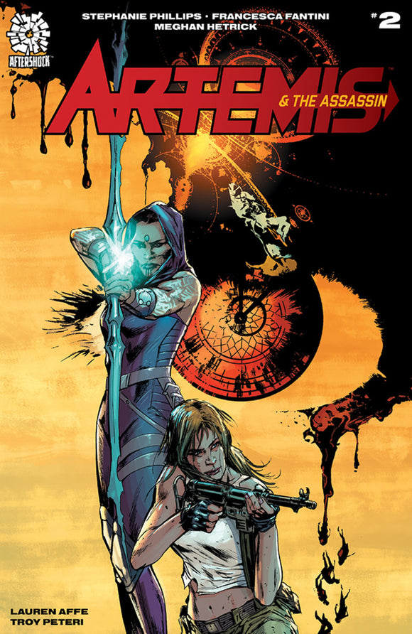 Artemis & The Assassin (2020) # 2 Butch Guice Variant