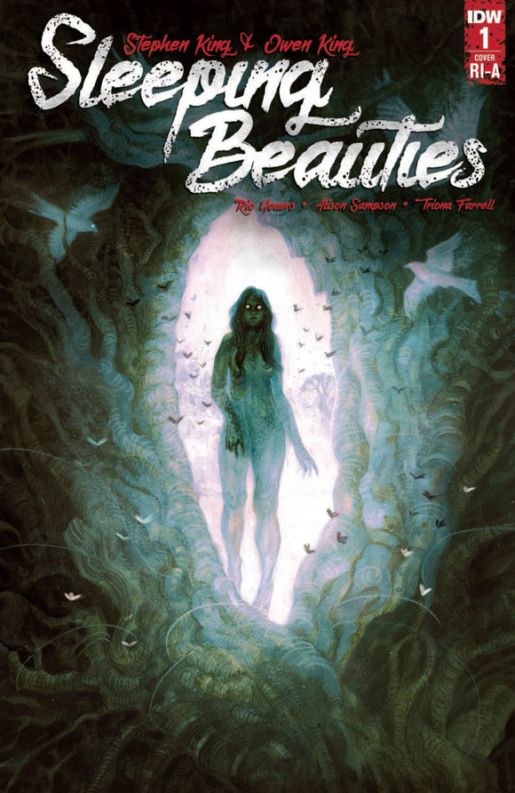 Sleeping Beauties (2020) # 1 (of 10) Jana Heidersdorf Variant