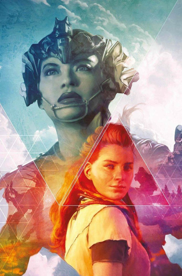 Horizon: Zero Dawn (2020) # 1 Cover H Artgerm Virgin Variant