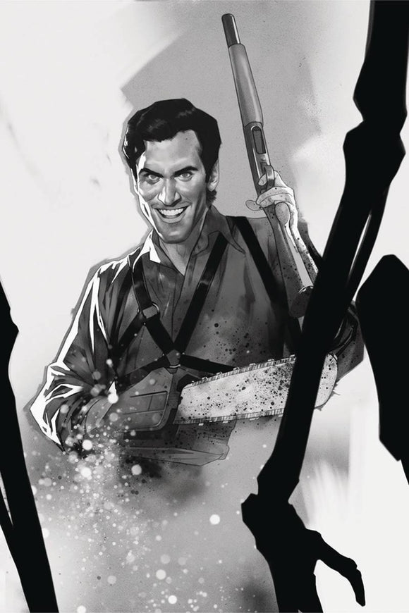 Death to The Army of Darkness (2020) # 5 Ben Oliver B&W Virgin Variant
