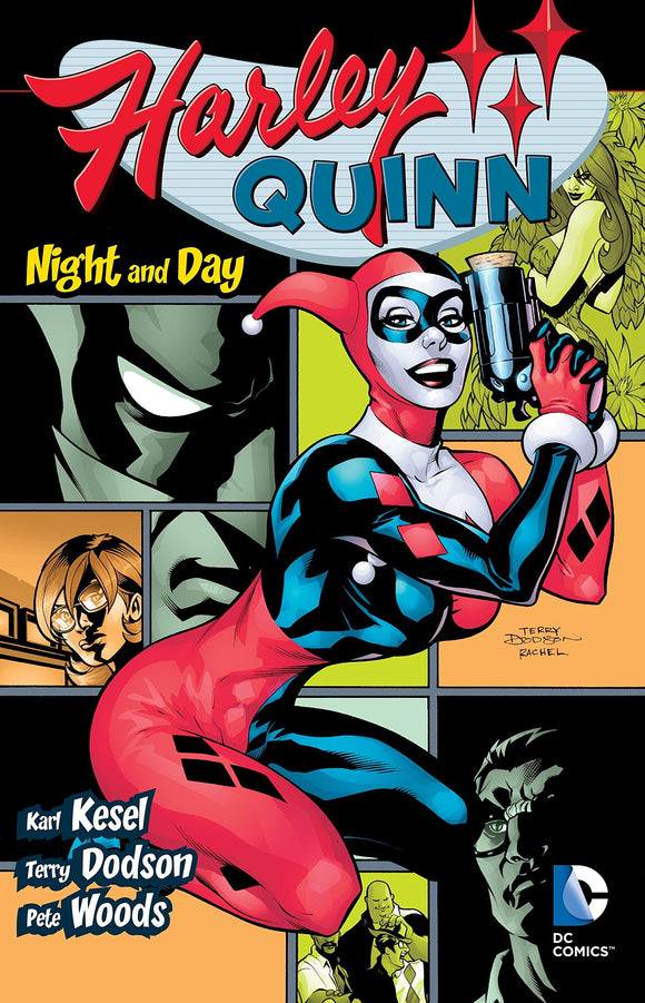 Harley Quinn [2000] Vol 02: Night and Day TPB