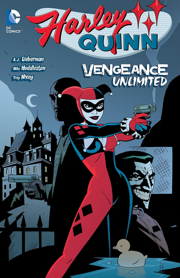 Harley Quinn [2000] Vol 04: Vengeance Unlimited TPB