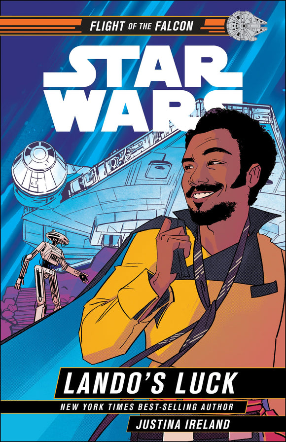 Star Wars: Flight of the Falcon - Lando's Luck HC